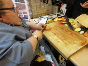 Testing the magic knife