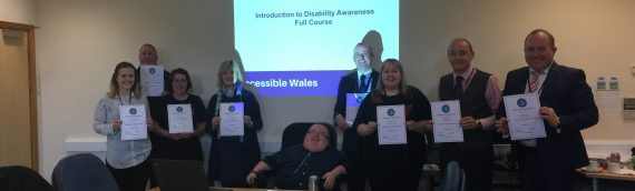 Disability Awareness Training – October 24th 2019 10am – 1pm